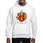 Mosca Family Crest Hooded Sweatshirt