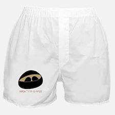 Unique Ninja baby Boxer Shorts