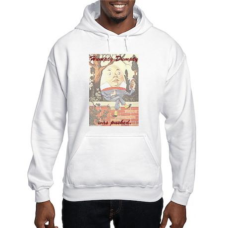 Conspiracy Theory Hooded Sweatshirt