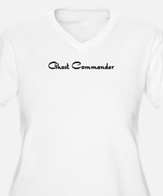 Ghost Commander T-Shirt