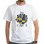 Muglia Family Crest White T-Shirt