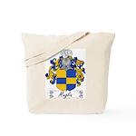 Muglia Family Crest Tote Bag
