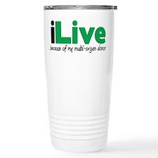 iLive Multi Organ Travel Mug