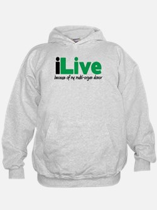 iLive Multi Organ Hoodie