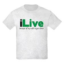 iLive Multi Organ T-Shirt