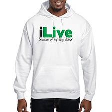 iLive Lung Hoodie