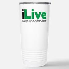 iLive Liver Travel Mug