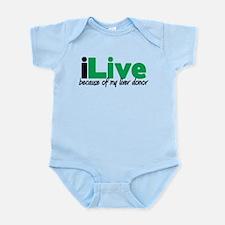iLive Liver Infant Bodysuit