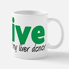 iLive Liver Mug