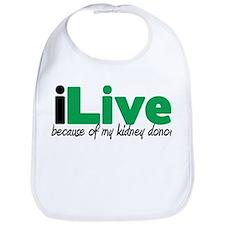 iLive Kidney Bib