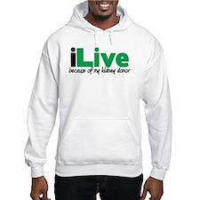 iLive Kidney Hoodie