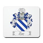 Nano Family Crest Mousepad