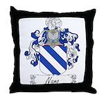 Nano Family Crest Throw Pillow