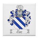 Nano Family Crest Tile Coaster