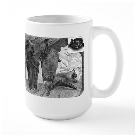 Bat Large Mug