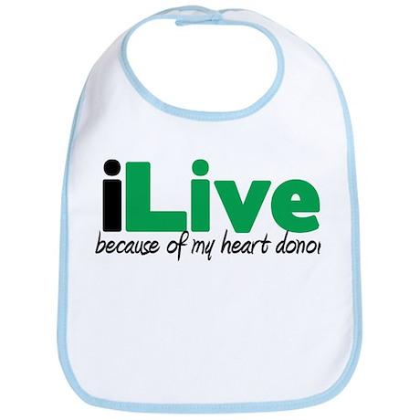 iLive Heart Bib