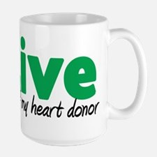 iLive Heart Large Mug