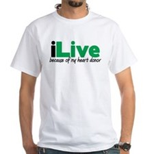 iLive Heart Shirt