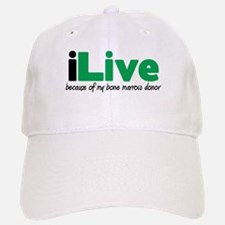 iLive Bone Marrow Baseball Baseball Cap