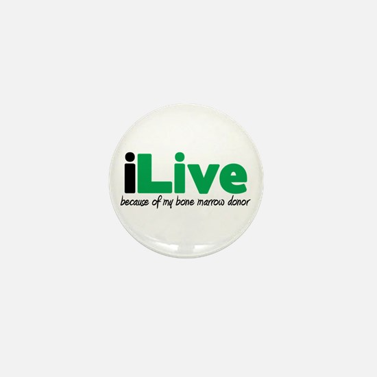 iLive Bone Marrow Mini Button