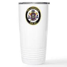 USS Annapolis SSN 760 Travel Mug