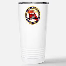 USS Jefferson City SSN 759 Travel Mug