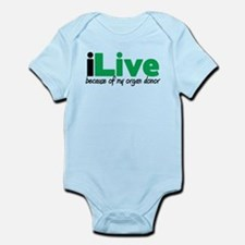 iLive Infant Bodysuit