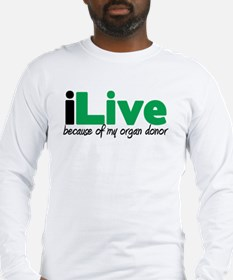 iLive Long Sleeve T-Shirt