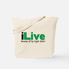 iLive Tote Bag