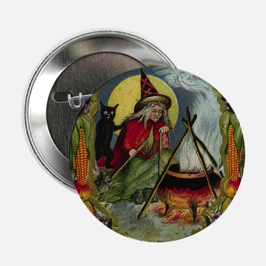 """Witches Brew 2.25"""" Button"""