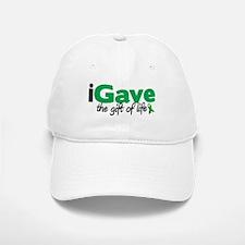 iGave Life Baseball Baseball Cap
