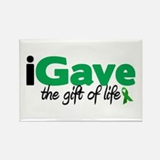 iGave Life Rectangle Magnet