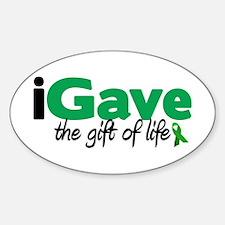 iGave Life Oval Sticker (10 pk)