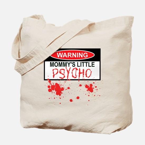 Halloween blood splatter Tote Bag