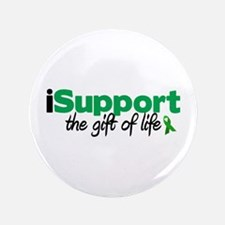 "iSupport Life 3.5"" Button (100 pack)"