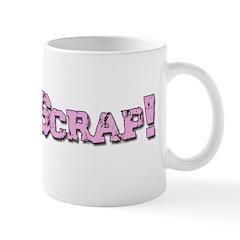 Just Scrap Mug