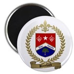 BLANCHARD Family Crest Magnet