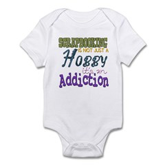 Addiction Infant Bodysuit