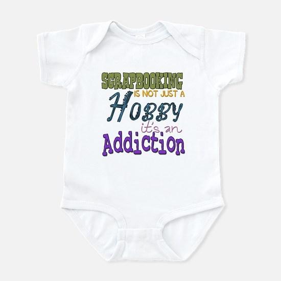 Addiction Infant Bodysuit