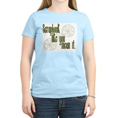 Scrapbook like you mean it T-Shirt