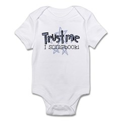 Trust Me Infant Bodysuit