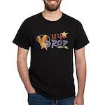 Crop til you drop Dark T-Shirt