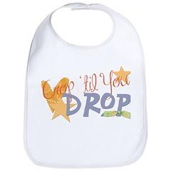 Crop til you drop Bib