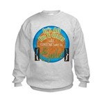 Fun and Games Kids Sweatshirt