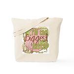 Biggest Big Sister Tote Bag