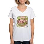 Baby Sister Women's V-Neck T-Shirt