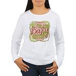 Baby Sister Women's Long Sleeve T-Shirt