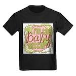 Baby Sister Kids Dark T-Shirt