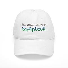 Voices1 Baseball Cap