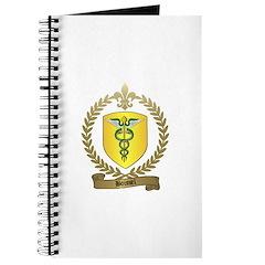 BOISSEL Family Crest Journal